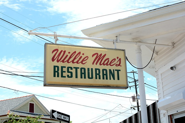 Willie Mae's Restaurant - New Orleans