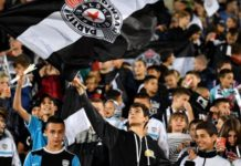Europa League: Partizan Belgrade cheered on by 22,000 children after ban for racism
