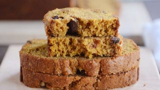 Pumpkin Chocolate Chip Bread {The Best of the Best}