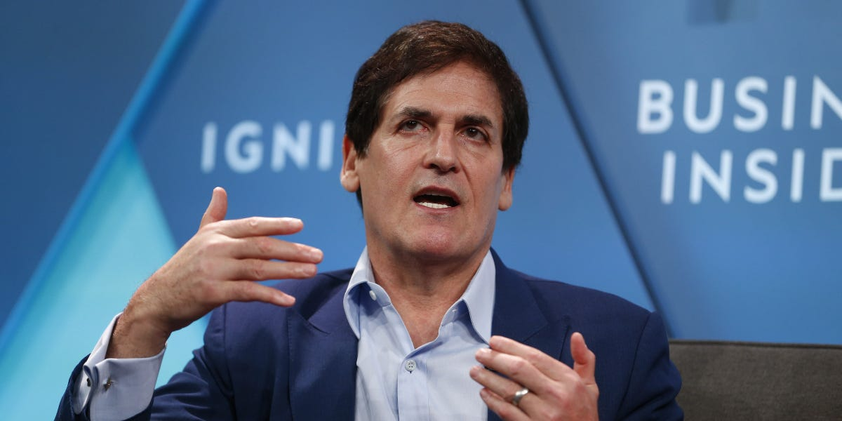 Mark Cuban-backed startup Cultivate helps users shop American-made – Business Insider