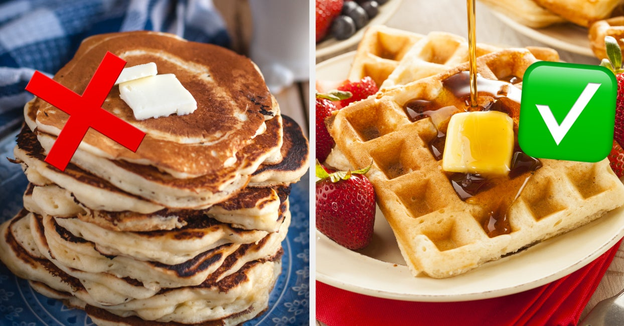 Where Do You Stand On These Controversial Breakfast Opinions?