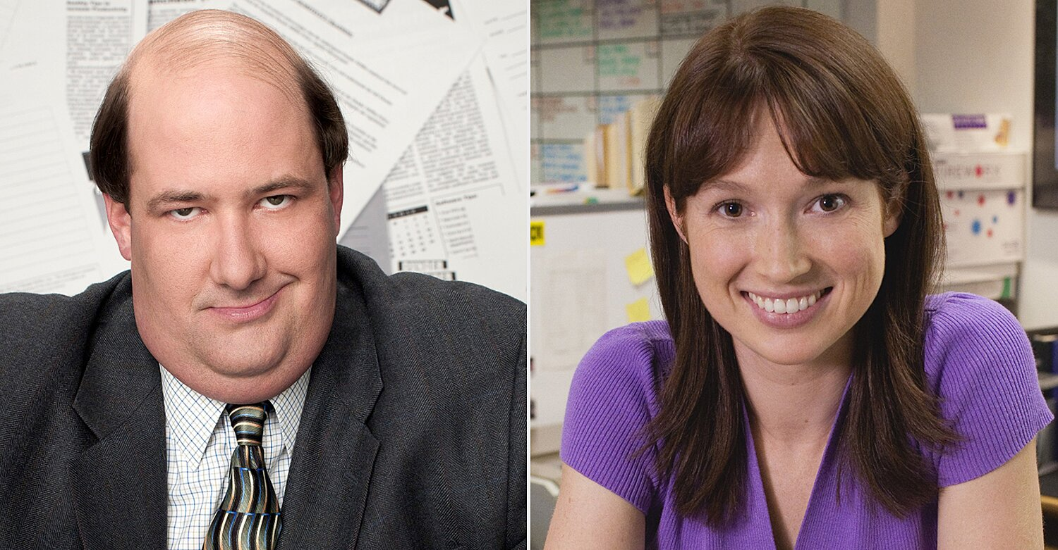 The Office's Brian Baumgartner says he pitched Kevin and Erin as a couple: 'The great love story'