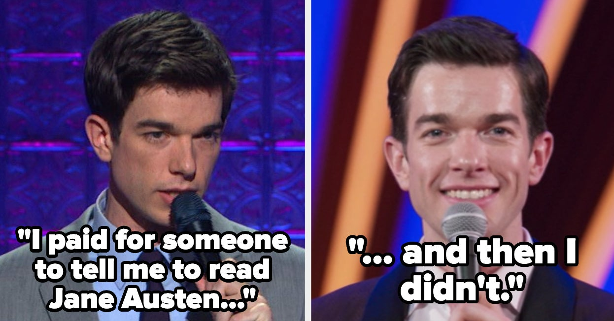 20 Times John Mulaney Made Me Laugh So Hard That I Nearly Cried