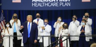 """Trump lays out long-awaited """"vision"""" for health care"""