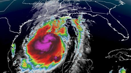 Hurricane Delta is about to hit nearly the same spot as Laura in Louisiana, just 6 weeks later