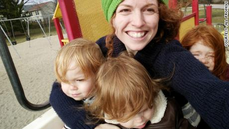 Her son died. And then anti-vaxers attacked her